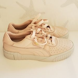 Puma shoes Cali Emboss 9.5